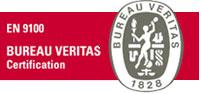Certification EN 9001