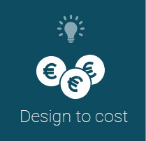 Visuel Design to cost
