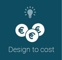 Visuel Design to cost