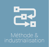 Visuel Méthode et industrialisation