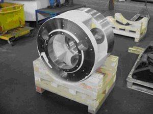 Porte satellite d'élévation Offshore